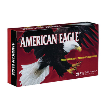 FEDERAL American Eagle .50 BMG 660Gr FMJ 10rd Box Rifle Ammo (xM33C)