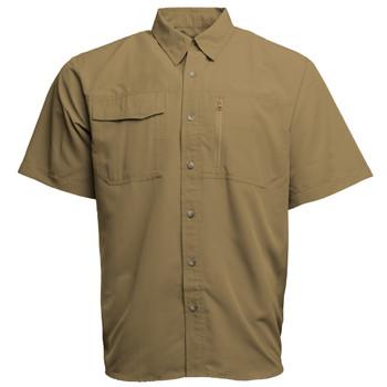 KRYPTEK Adventure 3 Short Sleeve Coyote Brown Shirt (19ADV3SSCT)