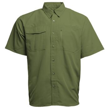 KRYPTEK Adventure 3 Short Sleeve Ranger Green Shirt (19ADV3SSRG)