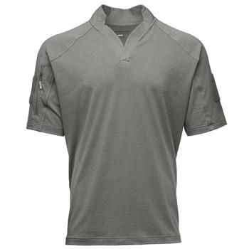 KRYPTEK Garrison Short Sleeve Wolf Grey Shirt (19GARSSWG)