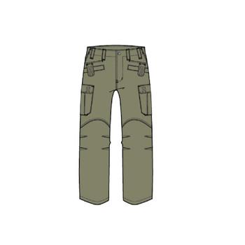 KRYPTEK Tactical 2 Ranger Green Pant (19TAC2PRG)