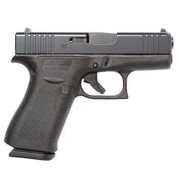 GLOCK G43X 9mm 3.41in 10rd Black Pistol (PX4350201)