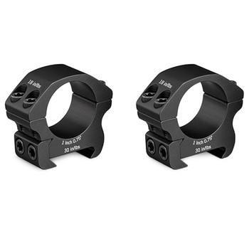 VORTEX Pro Series 1in Low Rings (PR1-L)