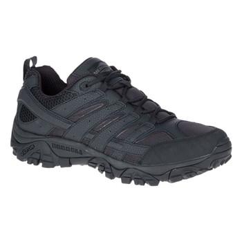 MERRELL Mens Moab 2 Tactical Black Shoe (J15861)