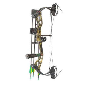 PSE Mini Burner RTS Mossy Oak Breakup Country Compound Bow (1818RCY2540)