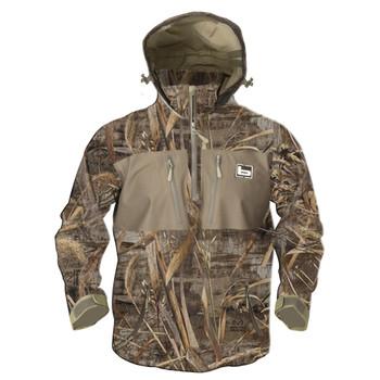 BANDED Waterproof 1/4 Zip Max-5 Hooded Pullover (470-PAR)