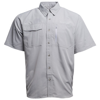 KRYPTEK Adventure 3 Short Sleeve Wolf Grey Shirt (19ADV3SSWG)