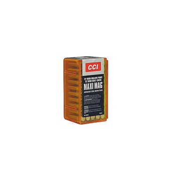 CCI Speer Maxi-Mag 22 WMR 40 Grain Jacketed Hollow Point Ammo, 50 Round Box (24)