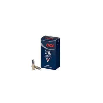 CCI Quiet 22 LR 40 Grain GamePoint Ammo, 50 Round Box (960)