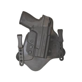 COMP-TAC MTAC IWB Hybrid S&W MP Shield 9mm/40 RSC Black Holster (C225SW142RBSN)