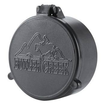 BUTLER CREEK Flip-Open Size 10 Objective Lens Cover (30100)