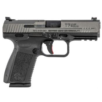 CANIK TP9SF Elite 9mm 4.19in 15rd Tungsten Grey Pistol with Warren Sights (HG4869T-N)
