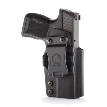 1791 GUNLEATHER Tactical IWB Kydex Sig P365 RH Black Holster (TAC-IWB-P365-BLK-R)
