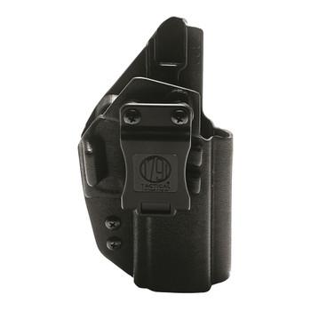 1791 GUNLEATHER Tactical IWB Kydex Sig P320 RH Black Holster (TAC-IWB-P320-BLK-R)