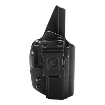 1791 GUNLEATHER Tactical IWB Kydex CZ P10C RH Black Holster (TAC-IWB-CZP10-BLK-R)