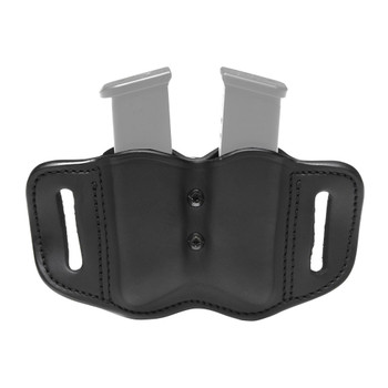 1791 GUNLEATHER MAG F 2.2 Double Stack Stealth Black Magazine Holster (MAG-F-2.2-SBL-A)