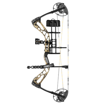 DIAMOND ARCHERY Edge 320 32in 7-70lbs Left Hand Mossy Oak Breakup Country Compound Bow (A13802)