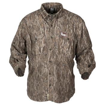 BANDED Tec Fleece Jac Bottomland Shirt (B1030008-BL)