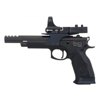 CZ 75 TS Czechmate 9mm 5.23in 3x20rd/1x26rd Semi-Automatic Pistol (91174)