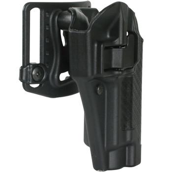 BLACKHAWK Serpa CQ Glock 17 RH Black Belt Holster (410000BK-R)