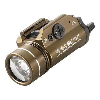 STREAMLIGHT TLR-1 HL 800 Lumens Rail Mounted Flat Dark Earth Brown Tactical Light (69267)