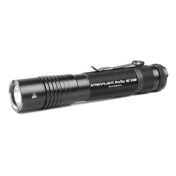 STREAMLIGHT ProTac HL USB 1000 Lumens 120V AC/12V DC Tactical Light (88054)