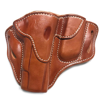 1791 GUNLEATHER BH1 / MAG1.1 Combo Classic Brown RH One Size Belt Holster (BH1M1-CBR-R)