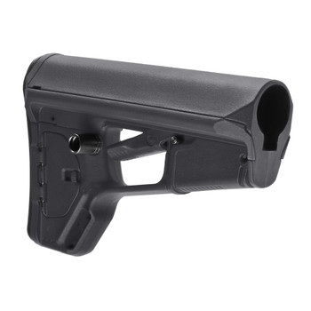 MAGPUL ACS-L Mil-Spec Gray Buttstock For AR15/M16 (MAG378-GRY)
