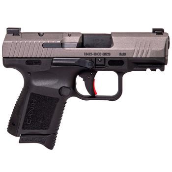 CANIK TP9 Elite SC 9mm 3.6in 12rd Semi-Automatic Pistol (HG5610T-N)