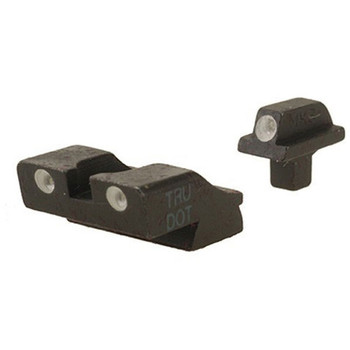 MAKO/MEPROLIGHT Tru-Dot Fixed Night Sight Set For Colt 1911 (ML10776)