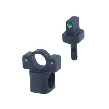 MEPROLIGHT Benelli M2 Green,Green Front & Rear Iron Sight (ML34303)
