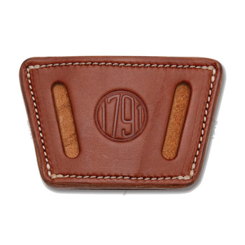 1791 GUNLEATHER UIW Classic Brown Holster (UIW-CBR-A)
