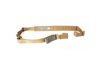 BLUE FORCE Padded Vickers Combat Applications Nylon Hardware Coyote Brown Sling (VCAS-200-OA-CB)