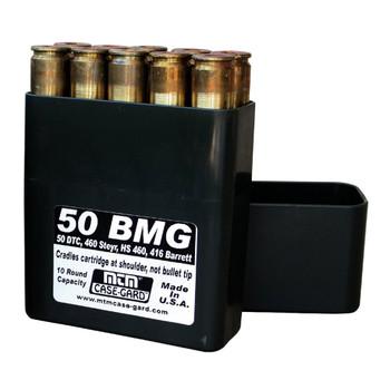 MTM 50 BMG Slip-Top Black Ammo Box (BMG1040)