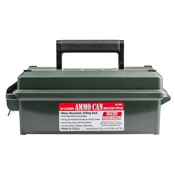 MTM CASE-GARD 30 Caliber Forest Green Ammo Can (AC30C11)