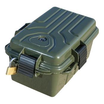 MTM CASE-GARD Survivor Forest Green Large Dry Box (S107411)