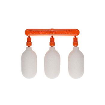 SUPER-BRUSH Swab-Its Bore-Tips 12Ga Bore Cleaning Swabs 3-Pack (41-0012)