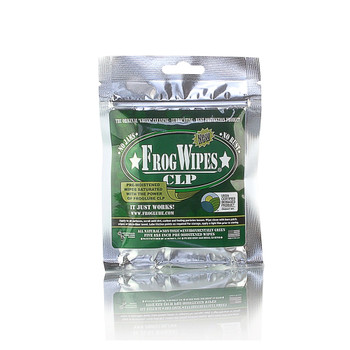 FROG LUBE CLP 5pc Wipes (14936)