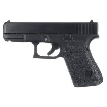 TALON GRIPS for Glock 19/23/25/32/38 Gen4 Large Backstrap in Black Rubber (112R)