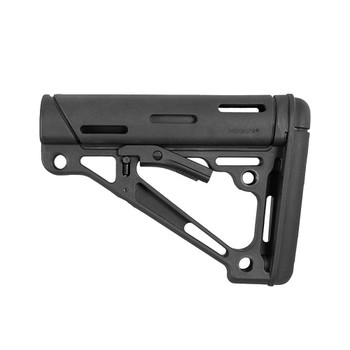 HOGUE AR15/M16 OverMolded Collapsible Commercial Buttstock (15050)