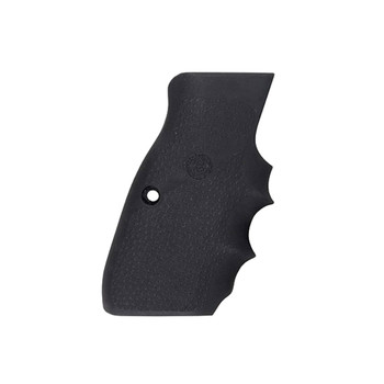 HOGUE CZ-75/TZ-75/P-9 Rubber Grip with Finger Grooves (75000)