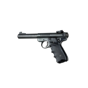 HOGUE Ruger MK II/MK III Rubber Grip with Right Hand Thumb Rest (82060)