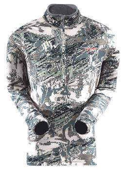 SITKA GEAR Traverse Zip-T Long Sleeve Shirt (70001)