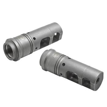 SUREFIRE SOMCOM 5.56mm 1/2x28 Muzzle Brake/Suppressor Adapter (SFMB-556-1/2-28)