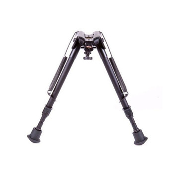 HARRIS Rotating Bipod, Leg Notch 9-13 in., Black (SLM)
