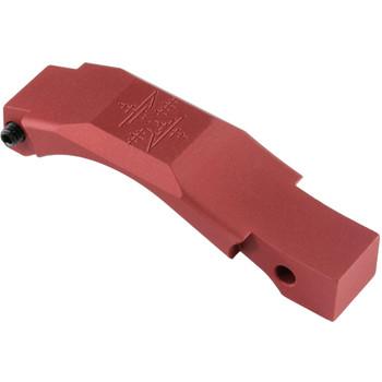 SEEKINS PRECISION AR-15 Red Billet Trigger Guard (0011510027)