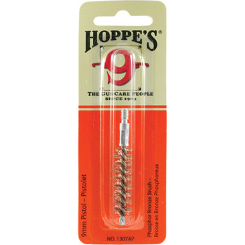 HOPPE'S 9mm Phosphor Bronze Cleaning Brush End (1307AP)