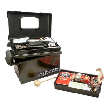 MTM Muzzleloader Black Dry Box (ML140)