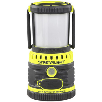 STREAMLIGHT Super Siege 120V AC Yellow Lantern (44945)