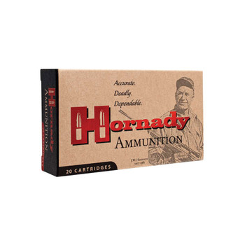 HORNADY 6.5 Creedmoor 140 Grain ELD Match Ammo 20 Round Box (81500)